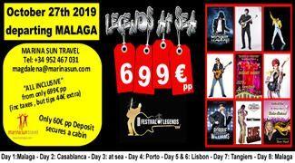 FESTIVAL OF LEGENDS 2019
