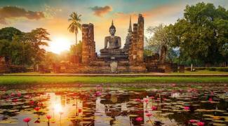 TAILANDIA EN SEMANA BLANCA